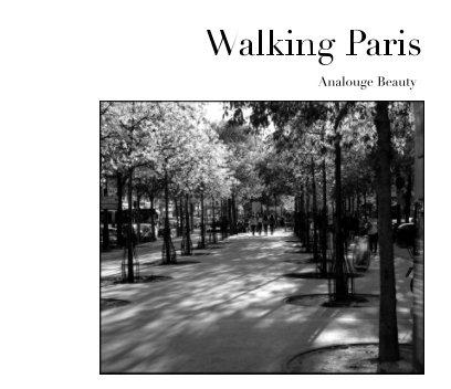 Walking Paris book cover