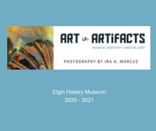 Art in Artifacts book cover