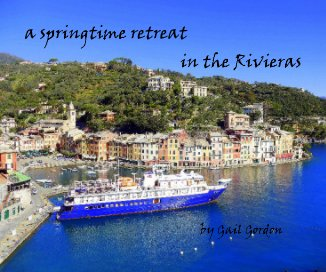 a springtime retreat in the Rivieras book cover