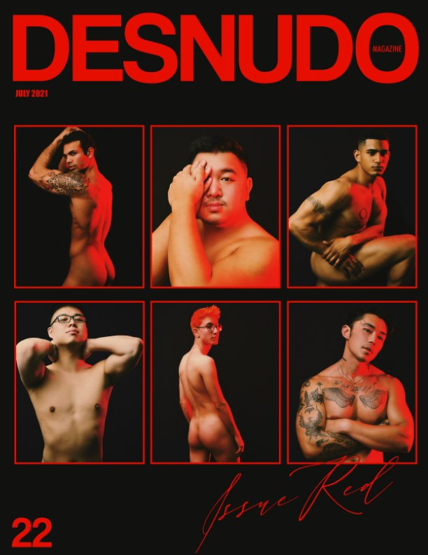View Desnudo Issue 22 by Desnudo Magazine