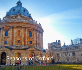 Seasons of Oxford book cover