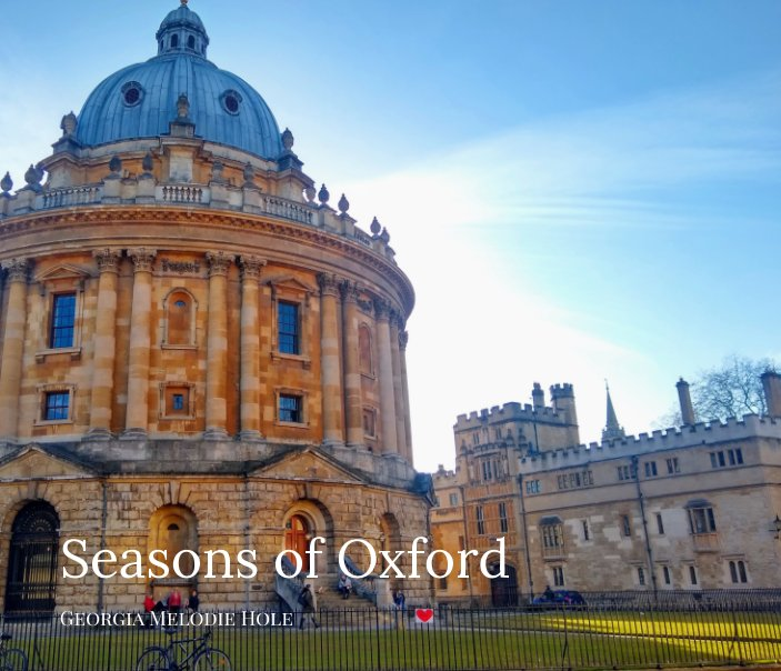 Bekijk Seasons of Oxford op Georgia Melodie Hole