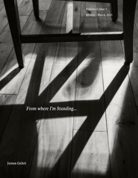 From Where I'm Standing book cover