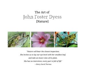 The Art of John Foster Dyess/Nature book cover