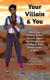 Your Villain and You [full color, 2nd edition] book cover