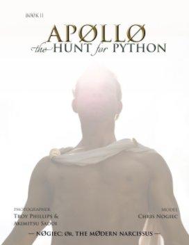 Apollo: the Hunt for Python book cover