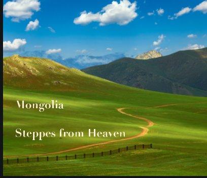 Mongolia book cover