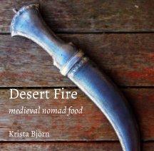 Desert Fire book cover