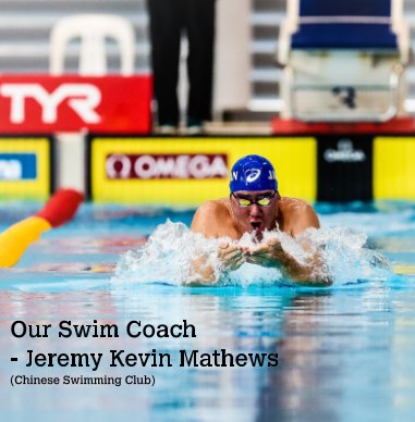 Our Swim Coach - Jeremy Kevin Mathews book cover