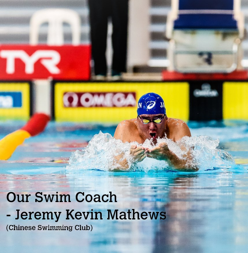 Bekijk Our Swim Coach - Jeremy Kevin Mathews op Lobinhoot