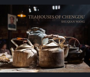 Teahouses of Chengdu book cover