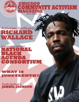 Chicago Community Activism Magazine book cover