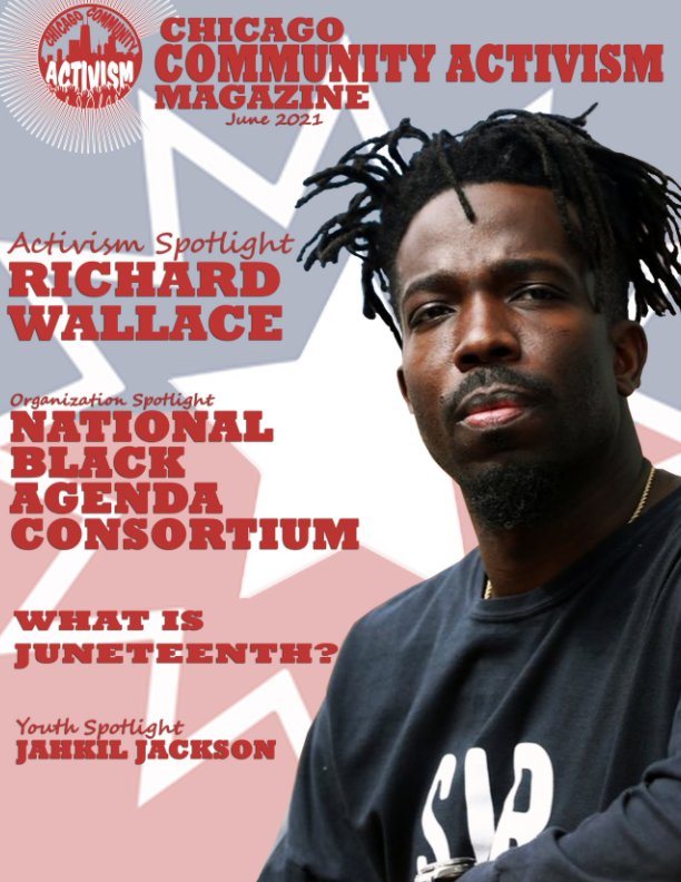 View Chicago Community Activism Magazine by Custom Resources