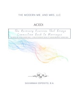 Aced book cover