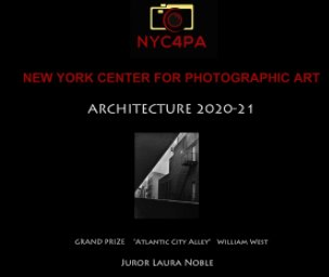 NYC4PA - Architecture book cover