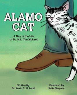 Alamo Cat book cover