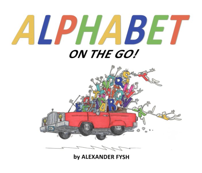 Visualizza Alphabet on the Go! di Alexander Fysh