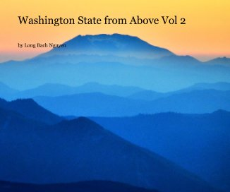 Washington State from Above Vol 2 book cover