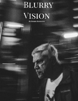 Blurry Vision book cover