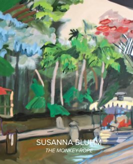 Susanna Bluhm - The Monkey-rope book cover