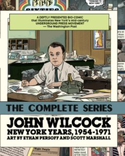 John Wilcock: New York Years (Complete Series) book cover