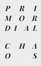 Primordial Chaos book cover