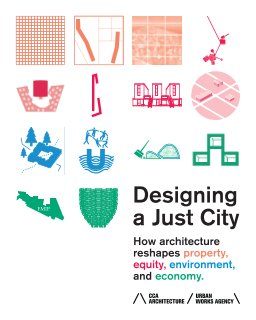 Designing a Just City book cover