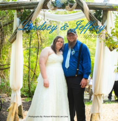 Hood - Wilson Wedding 2021 book cover