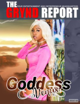 The Grynd Report Issue 68 book cover