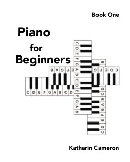 Piano for Beginners Book One book cover