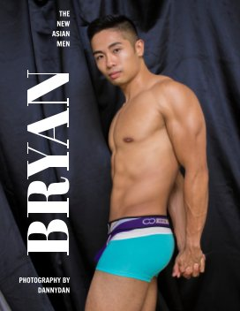 The New Asian Men 23 Bryan book cover