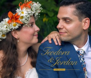 Teodora and Jordan book cover