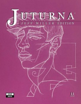 JUTURNA Edition 11 2021 Jeff Miller Edition book cover