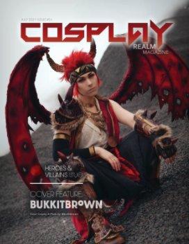 Cosplay Realm Magazine No. 51 book cover