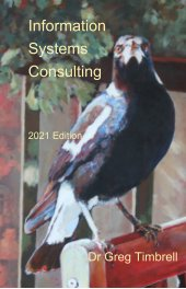 Information Systems Consulting book cover