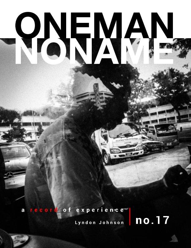 Ver oneman noname - a record of experience 17 por Lyndon Johnson