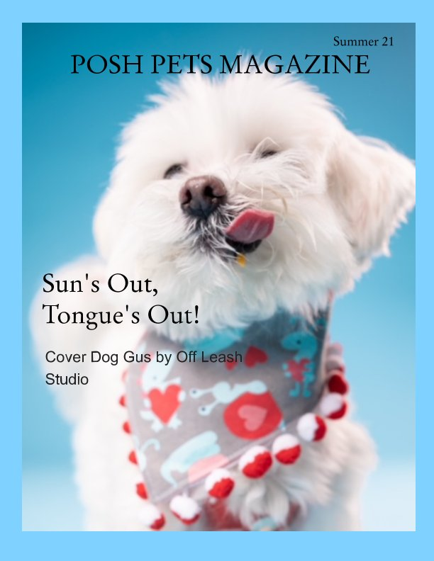 Ver Posh Pets Magazine Summer 21 por Posh Pets Magazine