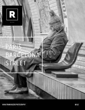 Street Paris Barcelona book cover