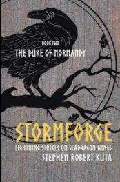Stormforge, Lightning Strikes on Seadragon Wings book cover