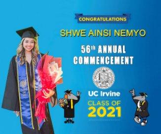 Shwe Ainsi Nemyo book cover
