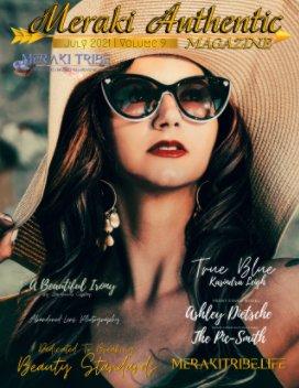 Meraki Authentic Magazine July 2021 book cover