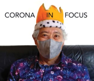 Corona in focus book cover