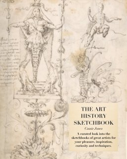 The Art History Sketchbook book cover