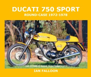 Ducati 750 Sport book cover