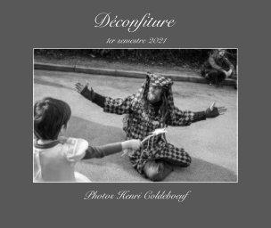 Déconfiture book cover