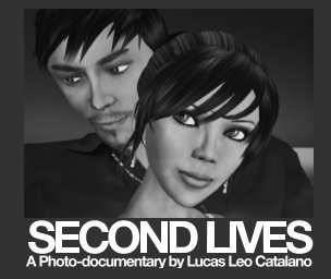 Second Lives book cover