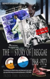 The History Of Skinhead Reggae 1968-1972 (Hardback) book cover