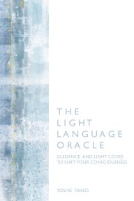 The Light Language Oracle book cover