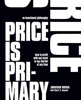 Price Is Primary book cover