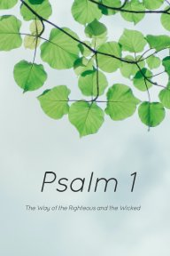 Psalm 1 book cover